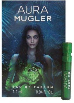 Пробник парфюмированная вода для женщин Thierry Mugler Aura 1.2 мл (3439600018554)