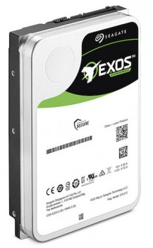"Жорсткий диск Seagate Exos X16 HDD 12TB 7200rpm 256MB ST12000NM003G 3.5"" SATA III"