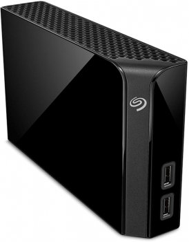 Жорсткий диск Seagate Backup Plus Hub 12 TB STEL12000400 3.5 USB 3.0 External Black