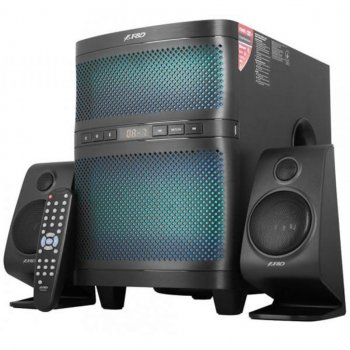 Акустична система F&D F580X black