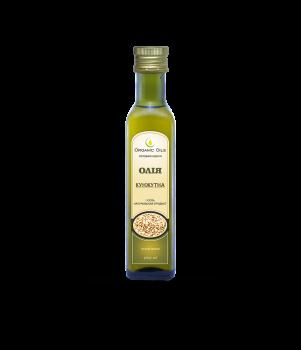 Кунжутна олія Organic Oils Холодного віджиму не рафінована 250 мл