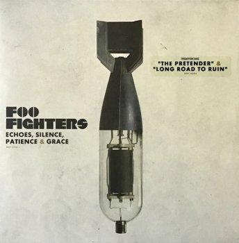 Виниловая пластинка FOO FIGHTERS ECHOES SILENCE PATIENCE & GRACE (EAN 0886971151619)