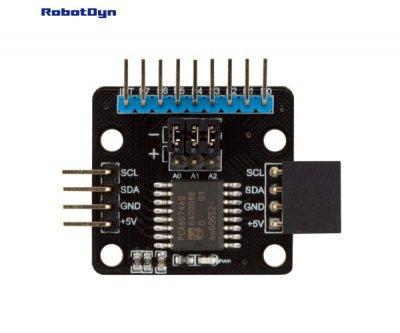 Модуль розширення вводу виводу PCA8574AD Robotdyn 8 біт