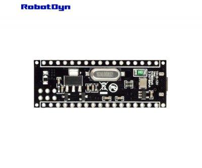 Плата контролер RobotDyn Micro ATmega32U4-MU не розпаяний