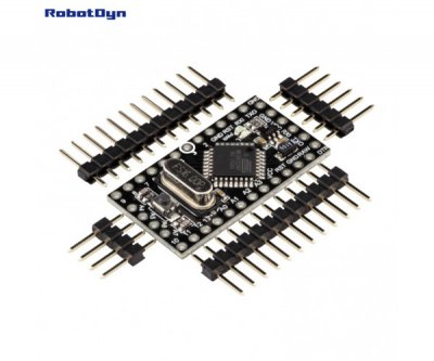 Плата контролер RobotDyn ProMini ATmega328P 3.3В