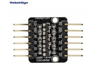 Модуль перетворення логічного сигналу двонаправлений Robotdyn