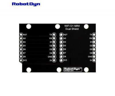 Плата розширення для WeMos / WiFi D1 mini PRO Robotdyn