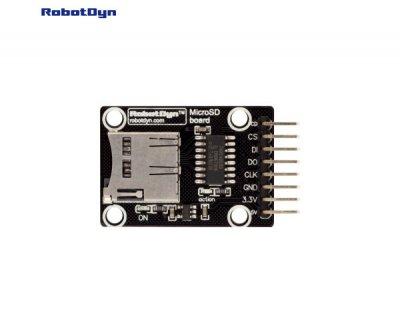 Модуль для запису / читання MicroSD Robotdyn