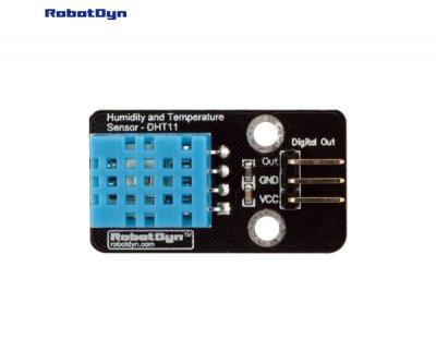 Модуль з датчиком температури і вологості DHT11 Robotdyn