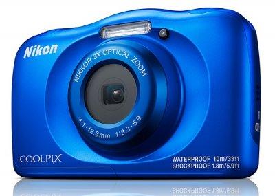Фотоапарат Nikon Coolpix W150 niebieski