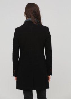 Пальто Desigual чоловіче чорне
