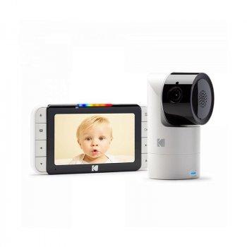 Цифровая HD WI-FI видеоняня Kodak C525 с родительским блоком