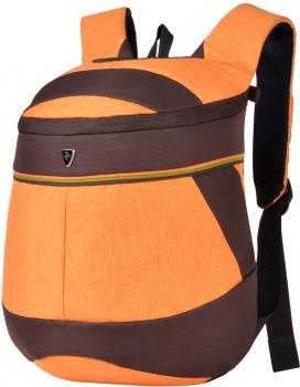 """Рюкзак для ноутбука 2E Barrel Xpack 16"""" Жовтогарячий (2E-BPT9197OB)"""