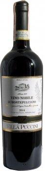 Вино Villa Puccini Vino Nobile di Montepulciano DOCG сухое красное 0.75 л 13.5% (8002153200384)