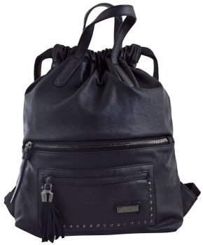 Рюкзак Yes Weekend YW-11 Черный 0.79 кг 29х38х9 см 10 л (557353)