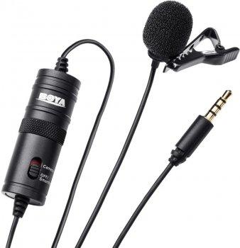 Микрофон конденсаторный Protech Boya BY-M1 (6971008020809)
