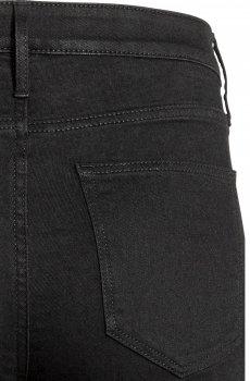 Джинсы H&M 3992566-AAAD Черные