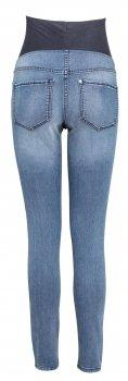 Джинси для вагітних H&M 3000248-ACXD Сині