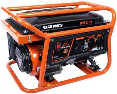 Генератор бензиновый Vitals JBS 2.8b (88862N)