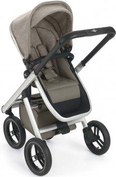 Универсальная коляска 3 в 1 Neonato Puro Solid Бежевая (N902-T734) (8005549019027)