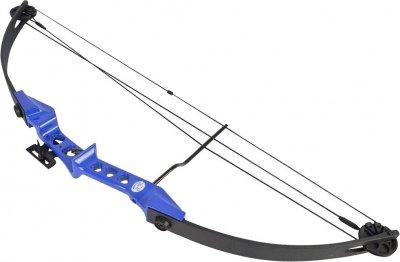 Лук Man Kung black/blue MK-CB30BL (100.00.56)
