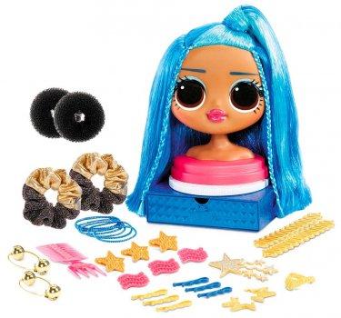 """Кукла-манекен L.O.L SURPRISE! серии """"O.M.G."""" - Леди-независимость с аксессуарами (572022)"""