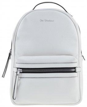 Рюкзак Yes Weekend YW-44 Florence Білий 0.62 кг 28х37х15 см 15 л (557801)