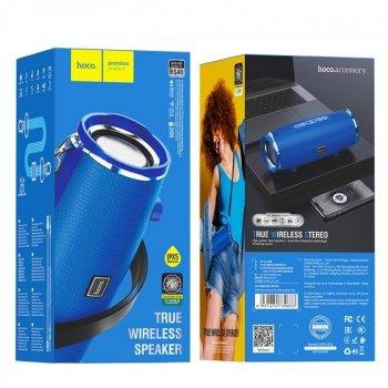 Колонка HOCO BS40 BLUE Desire song sports wireless speaker