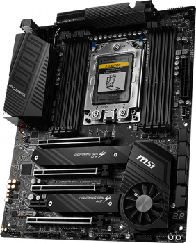 Материнська плата MSI TRX40 Pro Wi-Fi (sTRX4, AMD TRX40, PCI-Ex16)