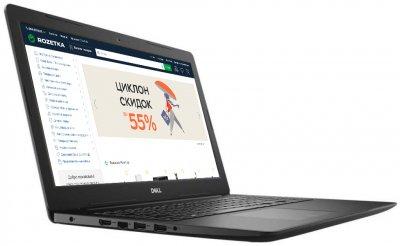 Ноутбук Dell Vostro 15 3501 (N6503VN3501EMEA01_2105_UBU_RAIL-08) Black
