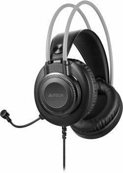 Навушники A4Tech Fstyler FH200U Grey (4711421957090)