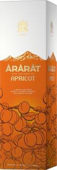 Міцний алкогольний напій ARARAT Apricot 0.7 л 35% (4850001005292)