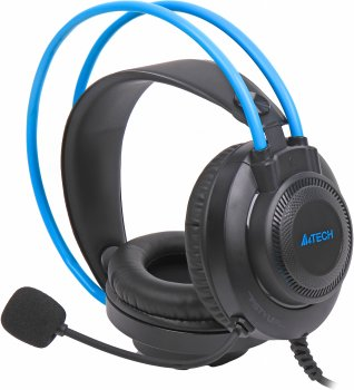 Навушники A4Tech Fstyler FH200i Blue (4711421957021)