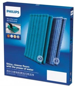 Насадки з мікрофібри Philips XV1700/01