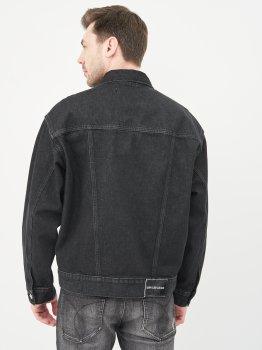 Джинсовая куртка Calvin Klein Jeans Dad Denim Jacket J30J318076-1BY Denim Black