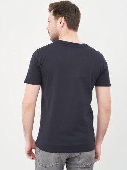 Футболка Calvin Klein Jeans 10490.4 Темно-синяя