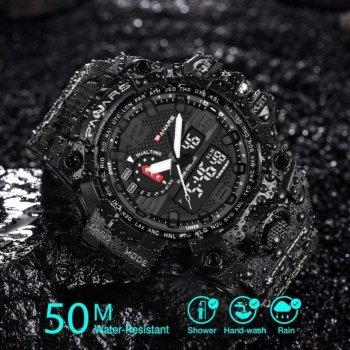 Чоловічі годинники Sanda Panars Black