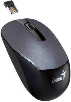 Миша Genius NX-7015 Wireless Iron Gray (31030015400)