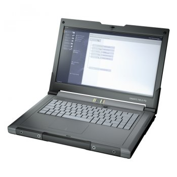 Ноутбук Siemens Simatic Field PG M4-Intel Core i5-3320M-2,60Hz-8Gb-DDR3-128Gb-SSD-W15.6-FHD-DVD-RW-(B)- Б/В