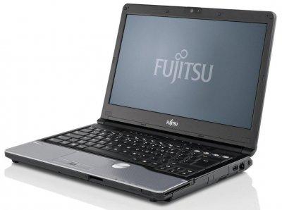 Ноутбук Fujitsu LIFEBOOK S792-Intel Core i5-3320M-2,6GHz-4Gb-DDR3-160Gb-HDD-W13.3-Web-батарея-(B)- Б/В
