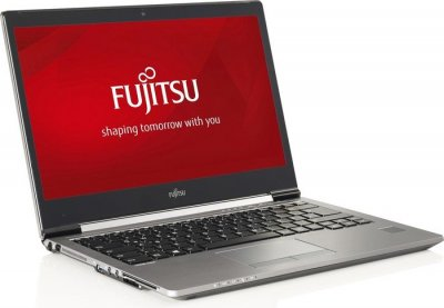 Ноутбук Fujitsu LIFEBOOK U745-Intel-Core-i5-5300U-2,3GHz-8Gb-DDR3-128Gb-SSD-W14-IPS-FHD-Web-(B)- Б/В