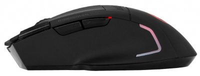 Безпровідна ігрова миша з підсвіткою Marvo M720W Black