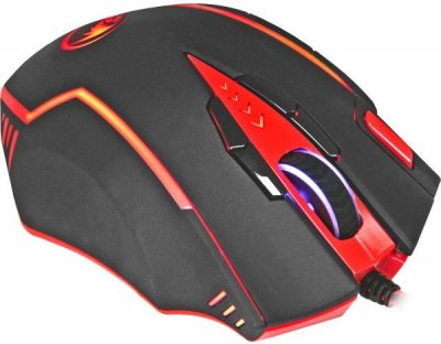 Ігрова миша з підсвіткою Redragon Samsara Black/Red (70245)