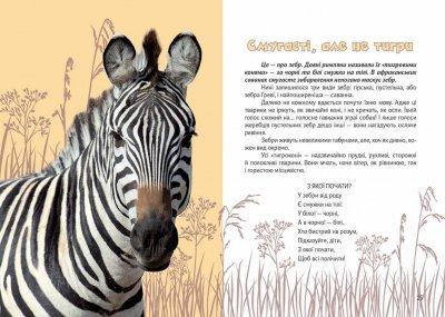 Вусохвості й лапокрилі. Читанка про тварин - Верховень В.М. (9789669359483)
