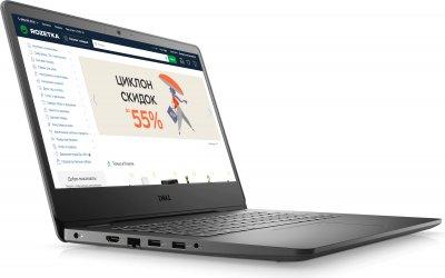 Ноутбук Dell Vostro 14 3400 (N4011VN3400EMEA01_i5XeU) Accent Black