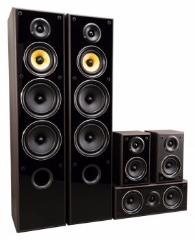 Комплект акустики Taga Harmony TAV-606 v.3 Set Wenge