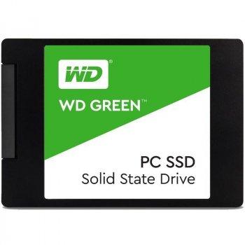"""SSD накопичувач 120GB WD Green 2.5"""" SATAIII TLC (WDS120G2G0A)"""