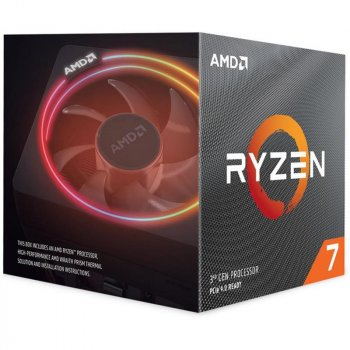 Процессор AMD Ryzen 7 3700X 3.6GHz/32MB, sAM4 BOX