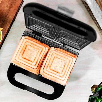 Бутербродниця CECOTEC Rock'n nToast Sandwich Squared