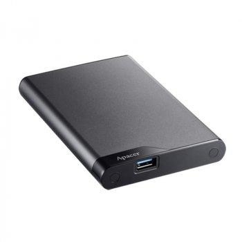 """Жорсткий диск HDD ext 2.5"""" USB 2.0 TB Apacer AC632 Grey (AP2TBAC632A-1)"""